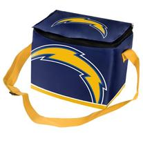 NFL San Diego Chargers Big Logo Team Lunch Bag