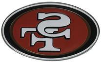 NFL San Francisco 49Ers Die Cut Color Automobile Emblem