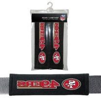 NFL San Francisco 49Ers Seat Belt Pad