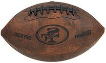 NFL San Francisco 49ers Junior Wilson Throwback Football, 11