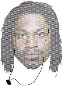 NFL Seattle Seahawks Marshawn Lynch Face Mask, One Size,