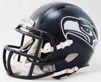 SEATTLE SEAHAWKS NFL Riddell Revolution SPEED Mini Football