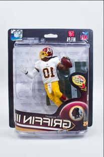 McFarlane Toys NFL Series 32 Robert Griffin III-Washington