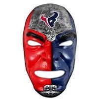 Franklin Sports NFL Houston Texans Team Fan Face Mask