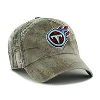 NFL Tennessee Titans '47 Brand Big Buck Clean Up Adjustable