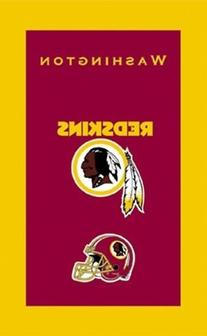 KR NFL Towel Washington Redskins