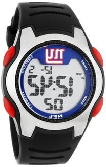 "Game Time Men's NFL-TRC-NYG ""Training Camp"" Watch - New York"