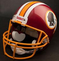 NFL Washington Redskins Deluxe Replica Football Helmet