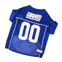 Pets First NFL New York Giants Jersey Apparel for Pets, X-