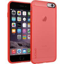 Incipio NGP for iPhone 6/6s Plus Case Translucent Neon Red