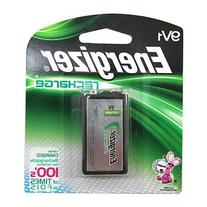 ENERGIZER NH22NBP Rechargeable NiMH Batteries 9V 1-pk