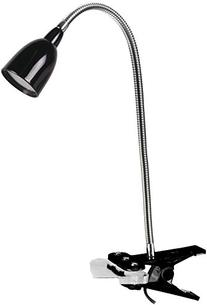 Newhouse Lighting 3W Energy-Efficient LED Clamp Lamp Light,