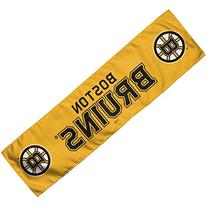 "NHL Boston Bruins Cooling Towel, 8 x 30"", Team Color"