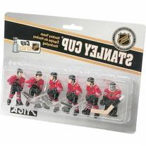 NHL Chicago Blackhawks Table Top Hockey Game Players Team