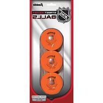 Franklin Sports NHL Street Hockey Ball 3-Pack