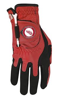 NHL Detroit Red Wings Golf Glove, Left Hand