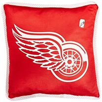 NHL Detroit Red Wings Sideline Pillow