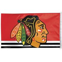 WinCraft NHL Chicago Blackhawks 3-by-5 foot Flag
