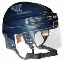 NHL St. Louis Blues Replica Mini Hockey Helmet