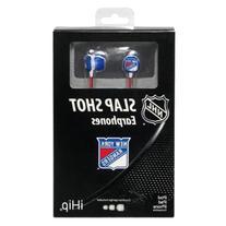 NHL New York Rangers iHip Logo Earbud