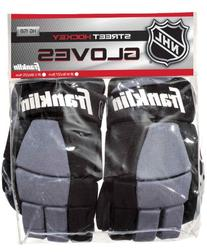Franklin Sports NHL Junior SX Pro HG 150 Gloves, Small/10-