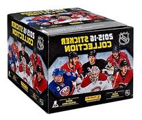 NHL All NHL Teams 2015/16 Panini NHL Sticker Box, Small,