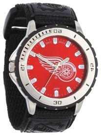 """Game Time Men's NHL-VET-DET """"Veteran"""" Watch - Detroit Red"""