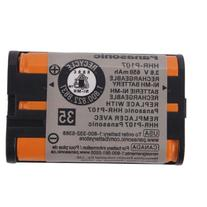 Original Panasonic Ni-MH Rechargeable Cordless Phone Battery