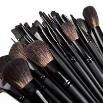 Generic Professional Cosmetic Makeup Brush Set Kit with