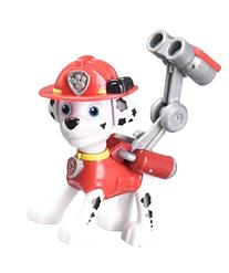 Nickelodeon, Paw Patrol - Action Pack Pup & Badge - Marshall