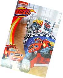 Nickelodeon Blaze and the Monster Machines Twin Comforter