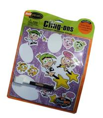 Nickspressions Cling-ons - Fairly Oddparents