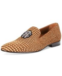 Roberto Cavalli Night Loafers Men's Shoes