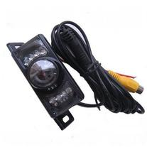 niceEshop Night Vision Parking Car Rear View Wide Angle LED