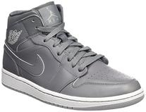 Nike Jordan Men's Air Jordan 1 Mid Cool Grey/Cl Gry/White/
