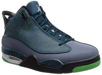 Nike Jordan Men's Air Jordan Dub Zero Teal/Lt Grn Sprk/Bl