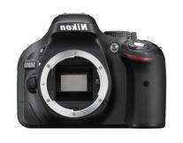 Nikon D5200 Digital SLR Camera Body Only - Black  3 inch LCD