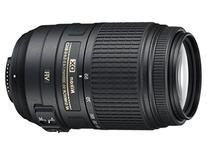 Nikon 55-300mm f/4.5-5.6G ED VR AF-S DX Nikkor Zoom Lens for
