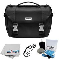 Nikon Starter Digital SLR Camera/Lens Gadget Bag +