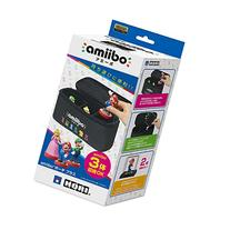 Nintendo official license amiibo pouch plus