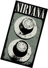 Licenses Products Nirvana Knobe Sticker