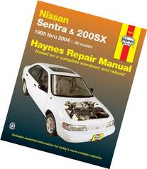 Nissan Sentra & 200SX 1995 thru 2004: All models