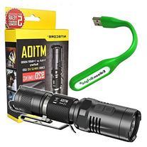 Nitecore MT10A Max 920 lumen LED tactical Flashlight with