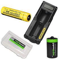 Nitecore UM10 USB powered battery charging system, Nitecore