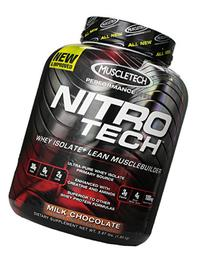 MuscleTech NitroTech Performance Series Whey Isolate