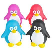 Large Noisy Penguins