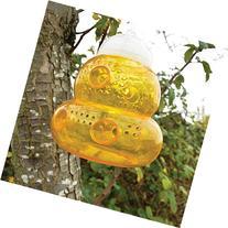 Seicosy  Non-toxic Wasp Trap, Sting Free, Trap Bee, Wasp,