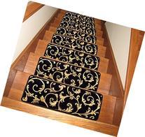 Soloom Non Slip Stair Treads Carpet Set of 13 Blended