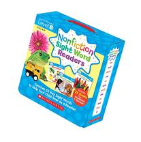 Nonfiction Sight Word Readers Parent Pack Level B: Teaches