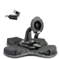 ChargerCity NonSlip Beanbag Dashboard Friction Mount for